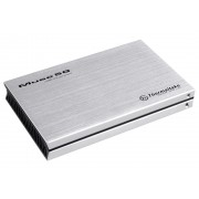 "Thermaltake Thermaltake Muse 5G 2.5"" USB 3.0 External HDD Enclosure, structura din aluminiu pentru o racire mai buna, compatibilitate: ssd/hard disk-uri SATA de 2.5"" (pana la 12.5mm grosime), interfata: USB 3.0, viteza de transfer: 5.0 Gbps (USB 3.0) ST00"