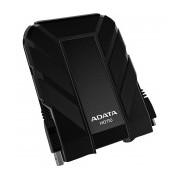 Disco Duro Externo Adata DashDrive Durable HD710 2.5'', 750GB, USB 3.0, 5400RPM, Negro, A Prueba de Agua y Golpes - para Mac/PC
