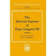 The Epistolae Vagantes of Pope Gregory VII by Pope Gregory