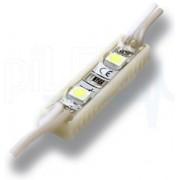 LED svetelný modul S2, 0.3W, IP65, zimná biela, 12V