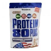 Weider Protein 80 Plus Wildberry-Yoghurt 500g