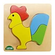 Lena 32062 - Hahn Wooden Jigsaw Puzzle