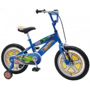 Bicicleta copii Stamp Hot Wheels 16""