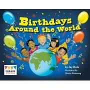 Birthdays Around the World by Jay Dale