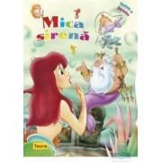Poveste cu ferestre - Mica Sirena