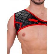 Barcode Berlin Laboratory 24 Harness Black/Red 91333-103