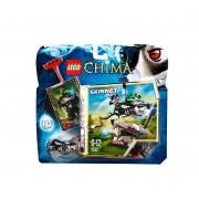 LEGO CHIMA - L'attacco della Puzzola - 70107