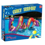 Swimsportz Curly Serpent Rider Large Swimming Pool Toy / Float 240 cm
