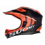 Suomy Jumper Carbon Downhill Fahrradhelm Orange