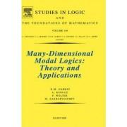 Many-Dimensional Modal Logics by Dov M. Gabbay
