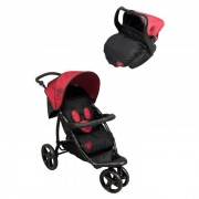 Bambisol Poussette Combinée Duo 3 Roues Swing