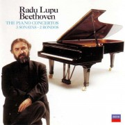 Radu Lupu - Beethoven: Piano Concertos (0028947570653) (4 CD)