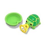 Melissa & Doug Tootle Turtle Bubble Buddy