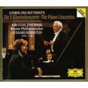 L Van Beethoven - Piano Concertos (0028943546720) (3 CD)