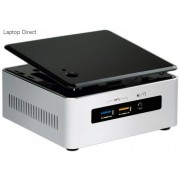 "Intel Next Unit i5-5250U 1.7GHz Dual Core Barebone Miniature PC with Internal support for 2.5"" HDD or SSD"