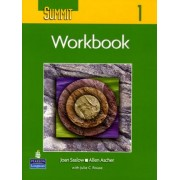 Summit 1 with Super CD-ROM Workbook by Joan M. Saslow