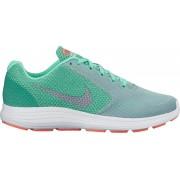 Nike Revolution 3 But do biegania Kobiety zielony 42 Buty do biegania wspomagające