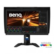 "Monitor BenQ PV270, 27"", LED, FF, IPS Rec709, 2560x1440, 20M:1, 5ms, HDMI, DP, DVI, USB, čierny"
