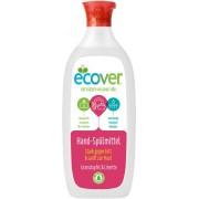 Detergent lichid pentru vase cu rodie si lime