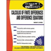 Schaum's Outline of Calculus of Finite Differences and Difference Equations by Murray R. Spiegel