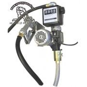 Pompa powierzchniowa samozasysająca, przeznaczona do pompowania oleju napędowego, opałowego Satra 10305612