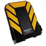 Hard disk extern ADATA DashDrive Durable HD710 1TB 2.5 inch USB 3.0 yellow