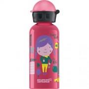 SIGG Travel Girl New York 0.4L clear