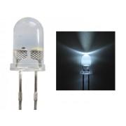 NTR 6404 5mm villogó LED fehér