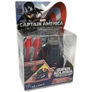 Marvel Captain America The Winter Soldier Movie Super Soldier Gear Dualshot Gauntlet
