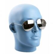 Politie/piloten spiegel zonnebrillen