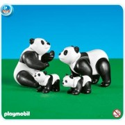 Playmobil 7896 Panda Family