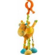 Jucarie copii din plus cu vibratii girafa BabyOno 1331