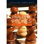 Finales de peones en ejercicios/ Chess Finals in Exercise by Jerzy Konikowski