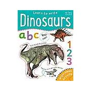 Learn to Write Dinosaurs