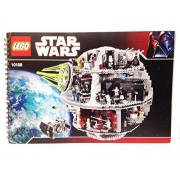 "INSTRUCTION MANUALS for Lego Star Wars Set #10188 ""DEATH STAR"""