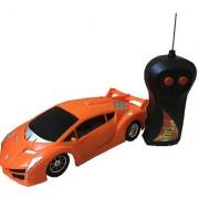Super power race radio control car