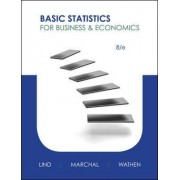 Basic Statistics for Business and Economics by Douglas A. Lind