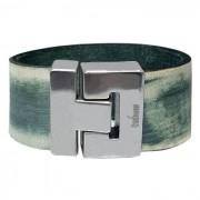 Juuuls Taboo heren armband Hugo Vintage Green