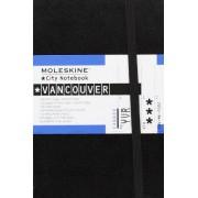 Moleskine City Notebook Vancouver Poche Couv. Rigide Noir: 0 (Moleskine City Notebooks)