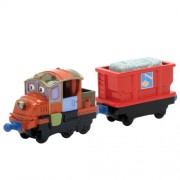 Chuggington Die-Cast Hodge And Hopper Car W/ Removable Cargo - Enjoy The Action-Packed Train Play Toy / Game / Play / Child / Kid