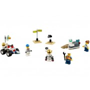 Baza spatiala - Set pentru incepatori - 60077