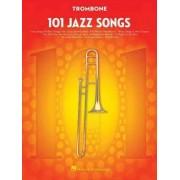 101 Jazz Songs for Trombone by Hal Leonard Corp