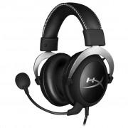 Kingston HyperX Cloud Silver Геймърски слушалки с микрофон