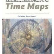 Time Maps by Eviatar Zerubavel