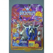Ronin Warriors HARIEL Warrior of Light & Flame 6 Action Figure (1995 Playmates)