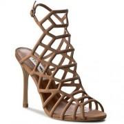 Sandały STEVE MADDEN - Slithur Sandal 91000076-0W0-10002-13001 Camel