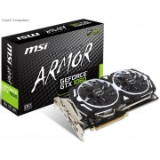 MSI GTX 1060 Armor 3GB GDDR5 256Bit Graphics Card