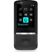 "MP4/MP3 Player Philips GoGear SA5AZU08KF, LCD 2.2"", 8GB Flash, Bluetooth (Negru)"