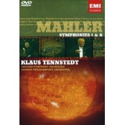 Klaus Tennstedt - Mahler Symphonies, Nos. 1& 8 (0094636774398) (2 DVD)