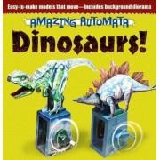 Amazing Automata -- Dinosaurs! by Ltd. Design Eye Publishing